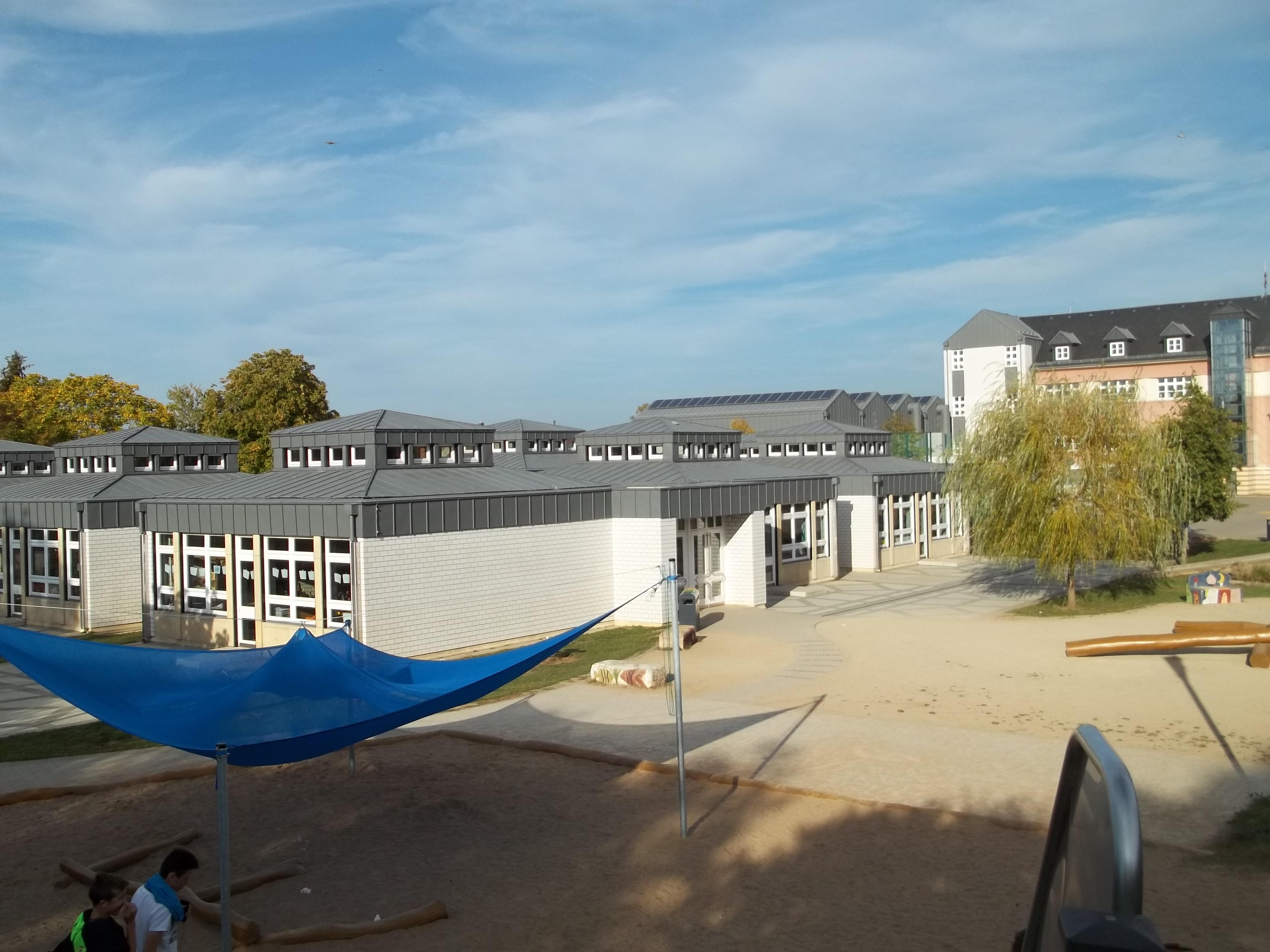 Ecole Wingert à Schifflange